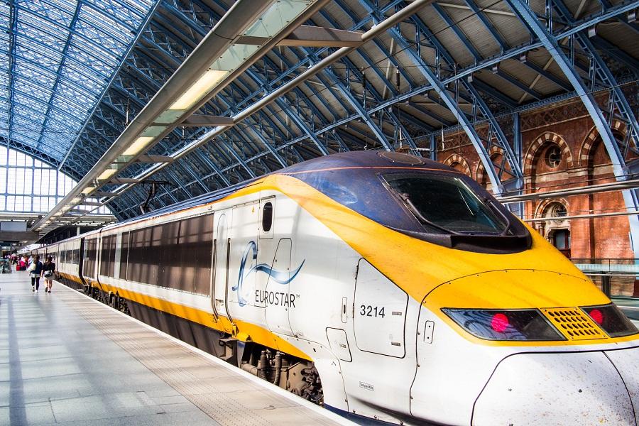 Transportation for Tourists Train